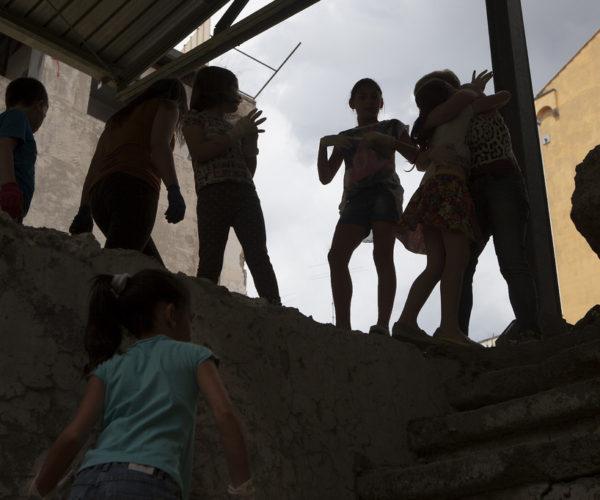Pulizia e recupero degli scavi dell'Ex Asilo Filangieri